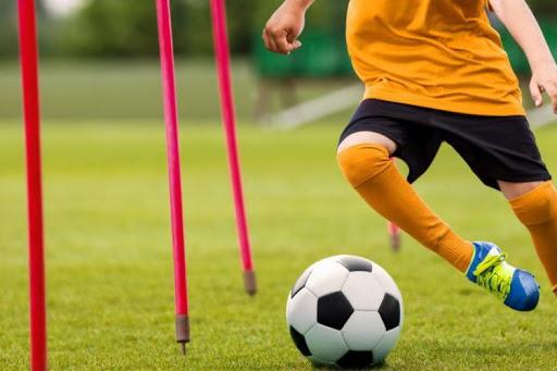Entrenamiento para futbolistas